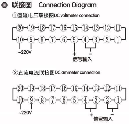 【供应数显仪表sc3-aa2a三位半交流电流表】价格